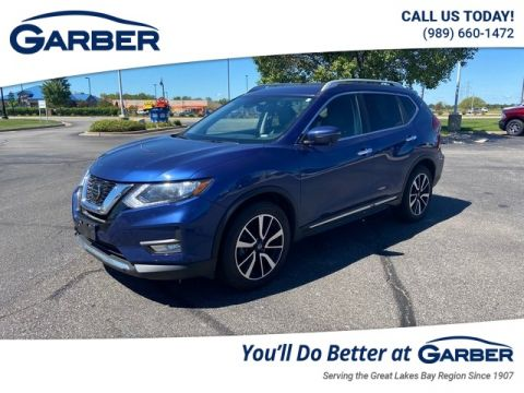 Pre-Owned 2019 Nissan Rogue SL With Navigation